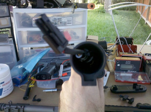 Airsoft Guns, buffer tube bolt, VFC, H&K,416, Heckler & Koch, Airsoft AEG, Umarex, Pyramyd Air