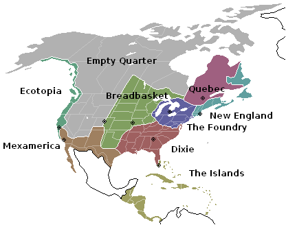 An overview of the topic of the american border and state regulation