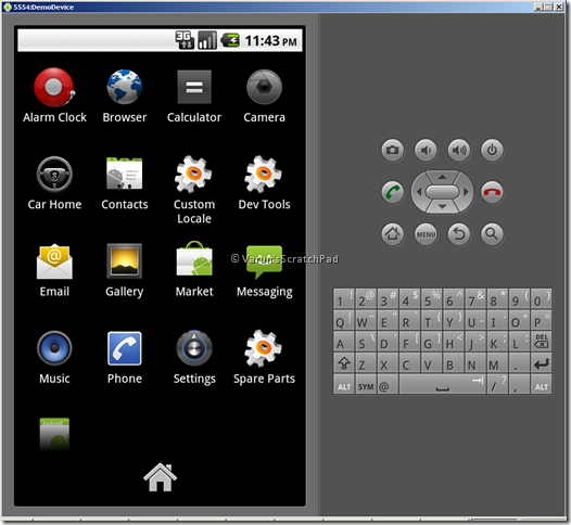 How to] Install Android market on Emulator | Varun's ScratchPad