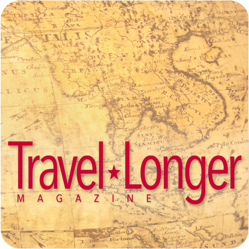 Travel Longer Magazine LOGO-APP點子