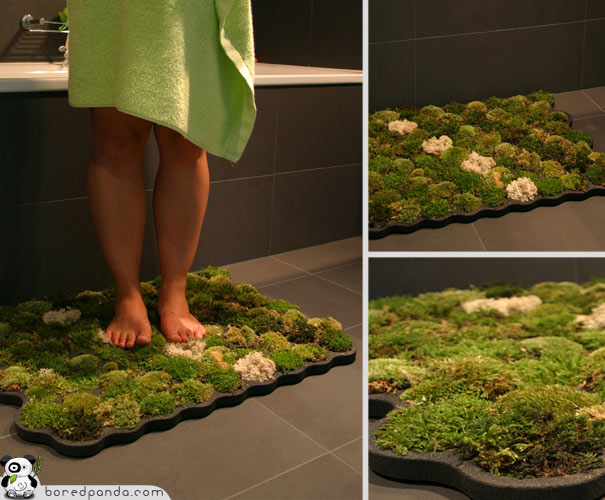 15 Cool And Unusual Carpets Rugs And Doormats Bored Panda