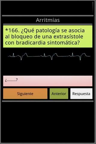 【免費醫療App】Cardiología preguntas de exam-APP點子
