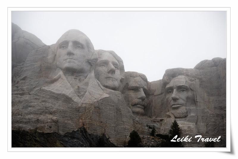 Mount Rushmore 總統石像
