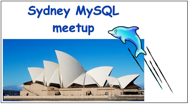 Sydney MySQL User Group