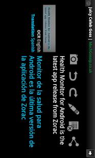 OCR PDF scan image to text - screenshot thumbnail