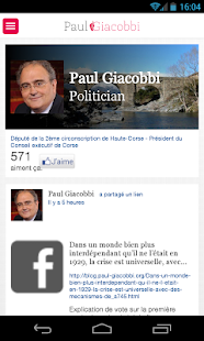 Paul Giacobbi - screenshot thumbnail