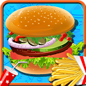 Burger Maker | Cooking game icon