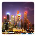 City Night Live Wallpaper icon
