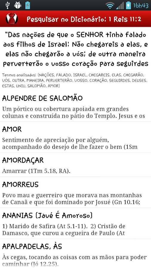 Pregai! - a Bíblia do Pregador - screenshot