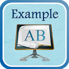 Learn English by Example icon