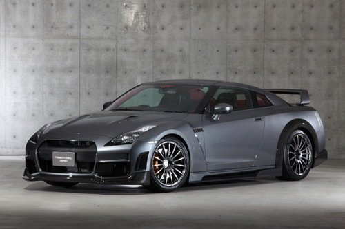 Studio Tommy Kaira has presented own version Nissan GT-R