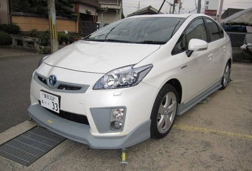 Hybrid tuning for Toyota Prius