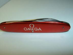 I Love Sak S Victorinox Alox Watch Case Knife Omega Watches