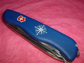 I Love Sak S Victorinox 111mm Helmsman Marine Sailing Knife
