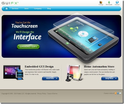 Touch User Interface Touch Screen And Multi Touch Link Guifx Touch Screen Gui Design Studio