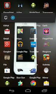 Transparent Screen Free - screenshot thumbnail