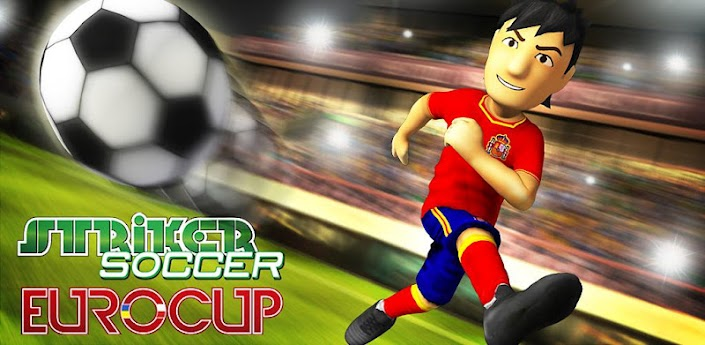 Striker Soccer Euro 2012 Pro Android İndir