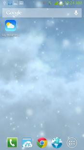Sky weather - screenshot thumbnail