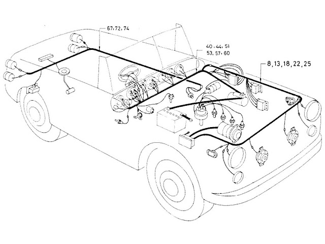1971 datsun 521 wiring diagram datsun 521 steering wiring