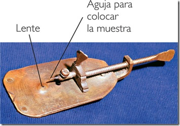 microscopio antiguo