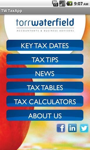 TW TaxApp