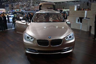 BMW 5 Gran Turizmo