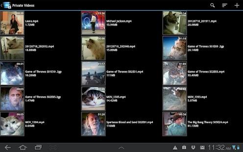 Video Locker - Hide Videos Screenshot 7