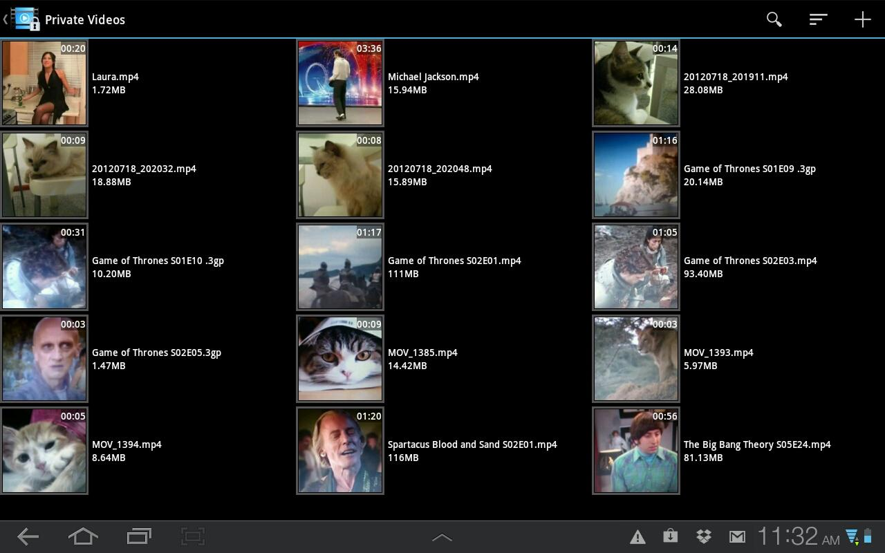 Download the Video Locker - Hide videos Android Apps On