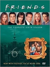 Friends 6 temporada