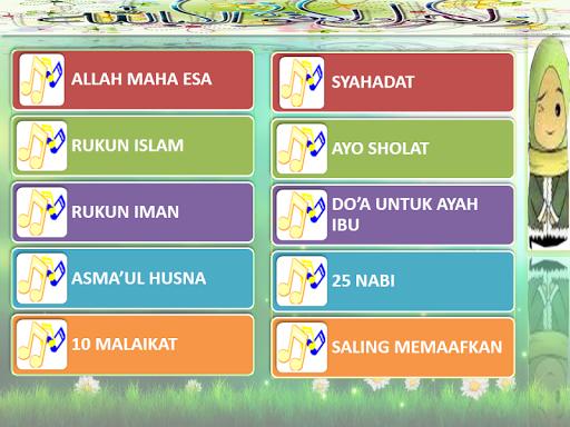 Lagu Anak Muslim Islam