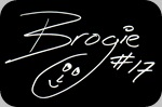 Brogie's Signature black