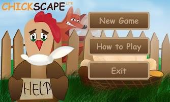 Screenshot of ChickScape - Lite