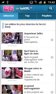 Secret Buzz par WAT.tv - screenshot thumbnail