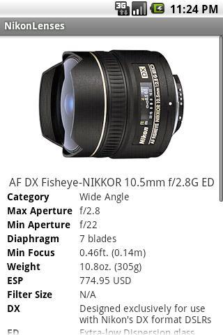 NikonLenses- screenshot
