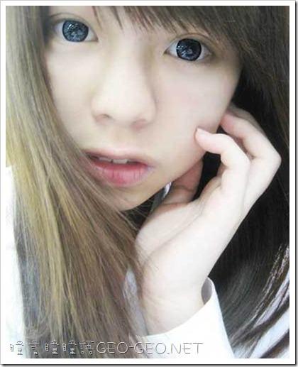 可樂分享-GEO♥天使巨目灰♥眼睛變得好深邃♥