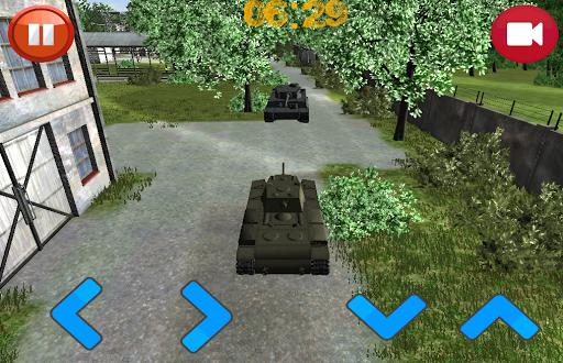Tank Driving Free