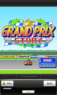 Grand Prix Story- screenshot thumbnail