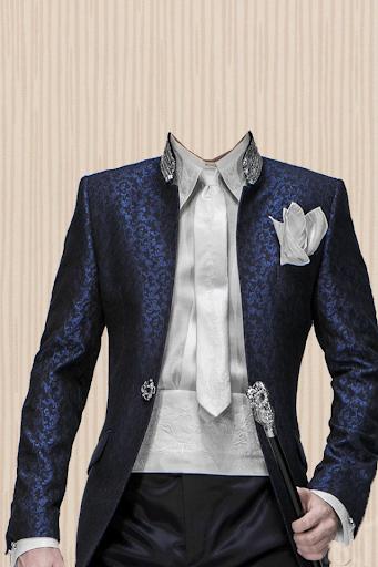 Wedding Suit Fashion Photo