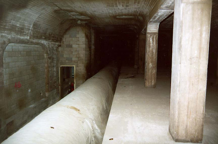 Bunker Tunnel System Map: Dark Roasted Blend: Abandoned Tunnels & Vast Underground
