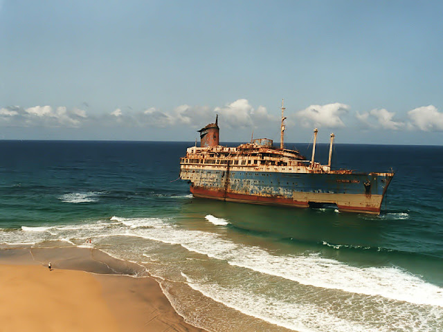 Dark Roasted Blend: Shipwrecks & Sea Disasters