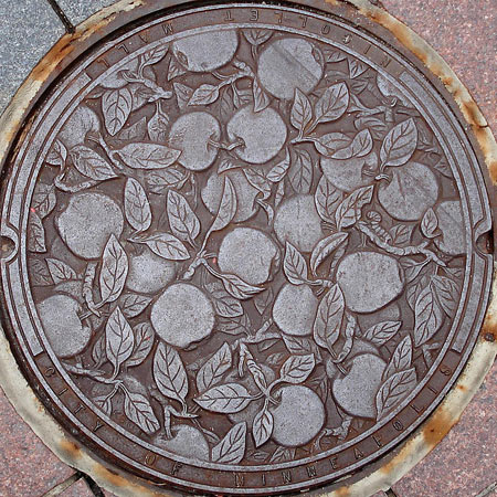 24 Creative And Unusual Manholes