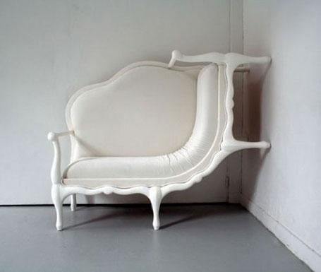 nice 30 unusual furniture. 2. Wall-Climbing Sofa Nice 30 Unusual Furniture M
