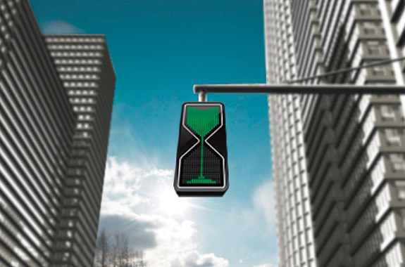 Charming Would You Replace The Current Classical Stoplights With These New Sand Glass  Traffic Lights? Awesome Ideas