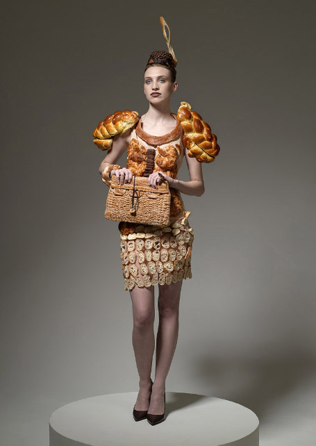 Clothes Made Out Of Food