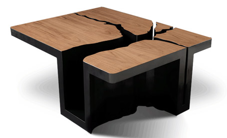 Weird Tables 20 unusual modern table designs