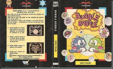 BubbleBobble(DroSoft)