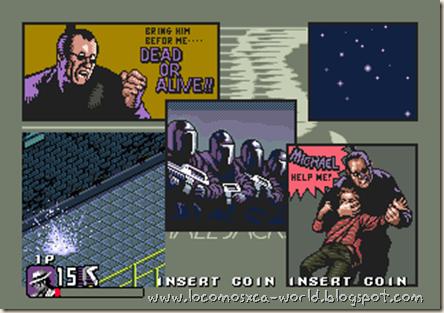 Moonwalker Arcade History 2
