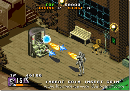 Moonwalker Arcade 5