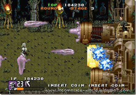 Moonwalker Arcade 7