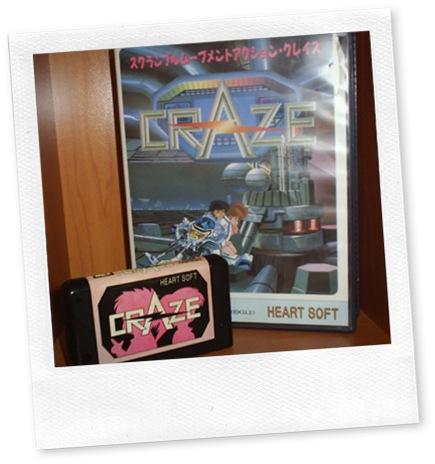 Craze MSX